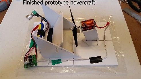 prototype-hovercraft